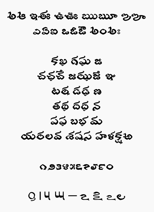Read Telugu Font Automatic 1.8 Update
